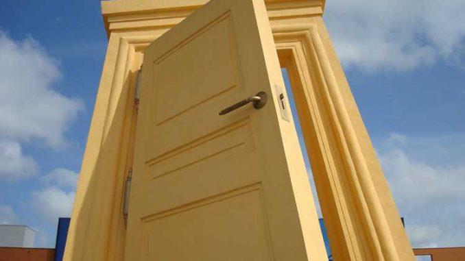 scegliere la porta